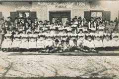1924_Maitanz_Hauserdörfl