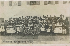 1925_Maitanz_Waakirchen