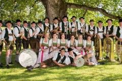 Gmunder Dorfmusikanten