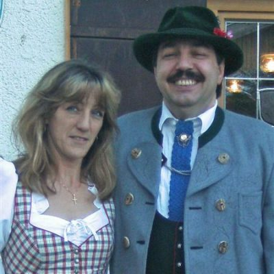 Annemarie und Josef Schmid